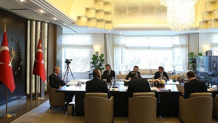 Warding off virus, Turkey seeks to protect trade ties too