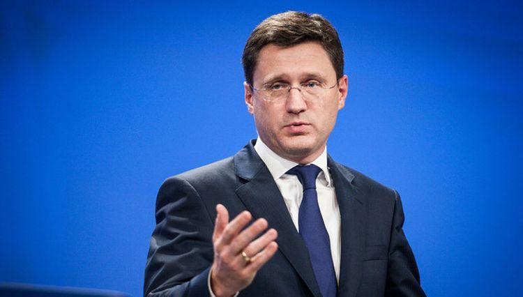 Novak G20-ni neft bazarında monitorinq mexanizmi yaratmağa çağırıb