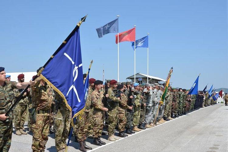 NATO mission in Kosovo reports first COVID-19 case