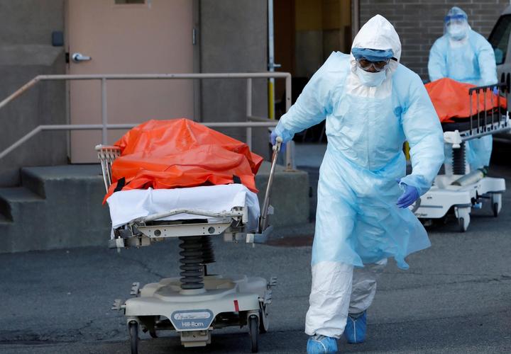 U.S. coronavirus cases top 500,000