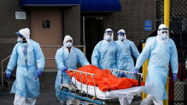 US coronavirus death toll passes 20,000 becoming highest in world