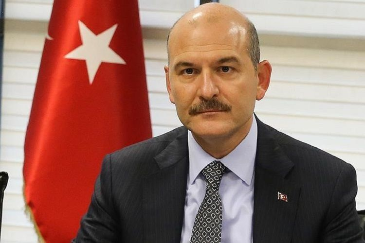 Turkish President Erdogan has not accepted Interior minister