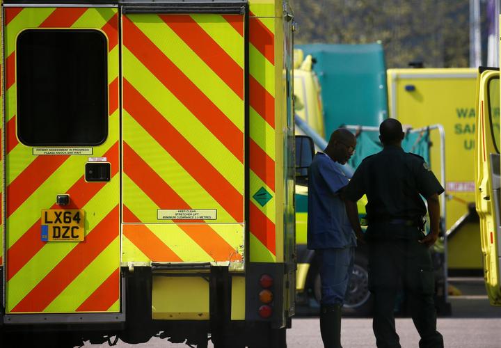 UK cancels order for simple ventilators, needs more complex ones