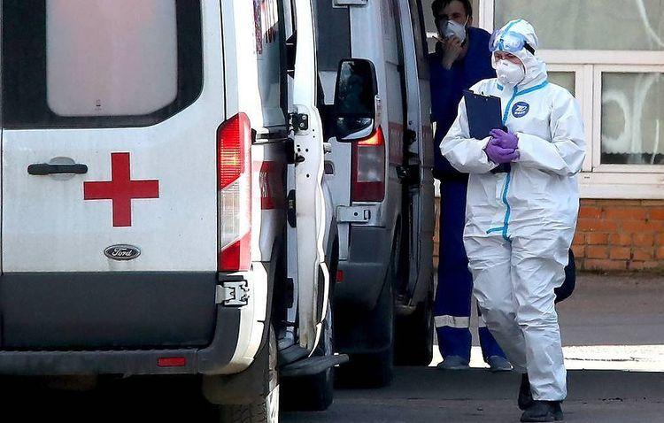 Ten more coronavirus patients die in Moscow