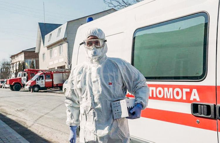 93 dead from COVID-19 in Ukraine, 3,102 infected