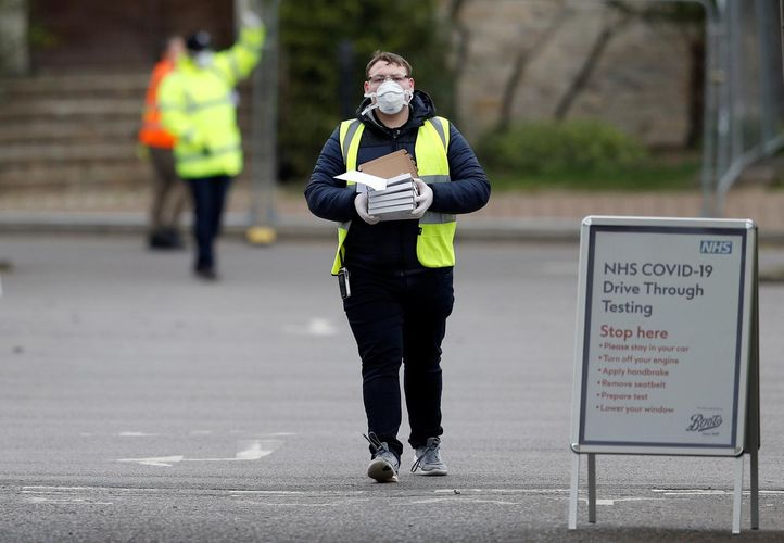 Coronavirus death toll in England rises by more than 600 in 24 hours