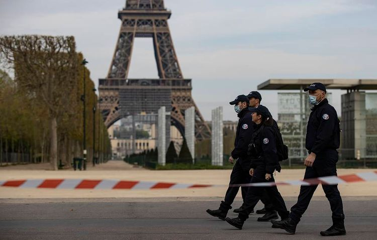 France extends lockdown until 11 May