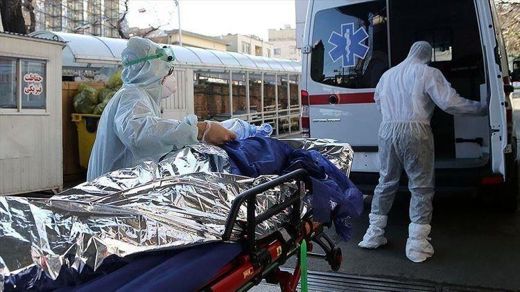 Coronavirus death toll jumps to 4,683 in Iran