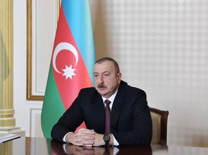 Ильхам Алиев: Показатели начала года позволяют сказать, что продолжение реформ в Азербайджане приводит к хорошим результатам