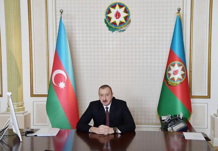 Президент Азербайджана: Уверен, что 2020 год также станет годом глубоких и широких реформ