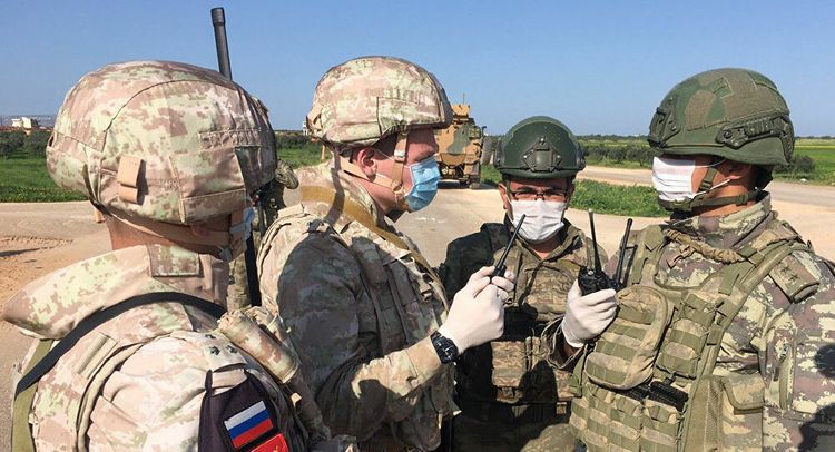 Russian Military: Russia, Turkey hold 4th joint patrol of M4 highway in Idlib
