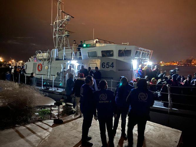 Twelve dead or missing as migrants returned to Libyan capital: U.N. agency