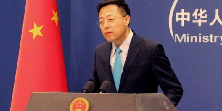 China says WHO has said no evidence coronavirus was made in a lab