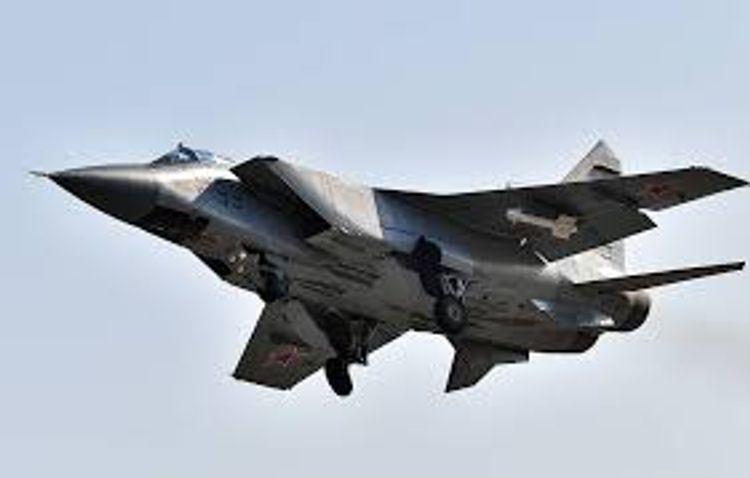 MiG-31 crashes in Kazakhstan