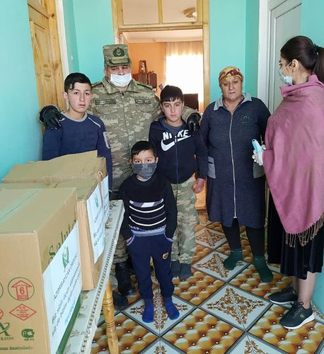 MoD: Servicemen deliver targeted assistance in the regions - <span class='red_color'>VIDEO</span>