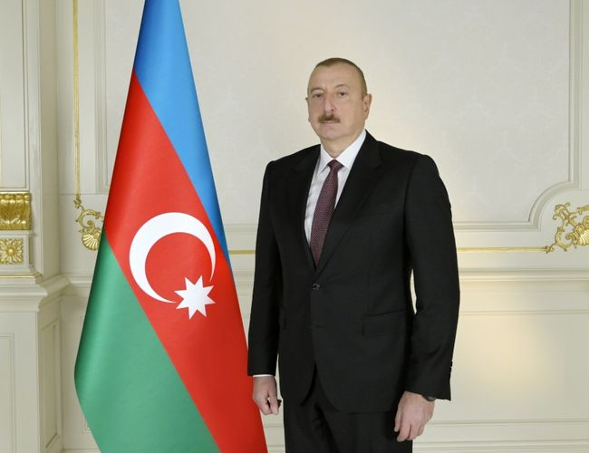 President Ilham Aliyev congratulates Orthodox Christian community of Azerbaijan on Holy Easter