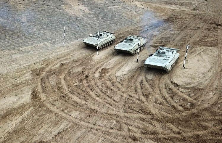MoD: IFV crews improve combat skills - <span class='red_color'>VIDEO</span>