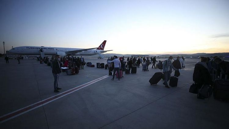 Turkey continues to evacuate nationals from abroad
