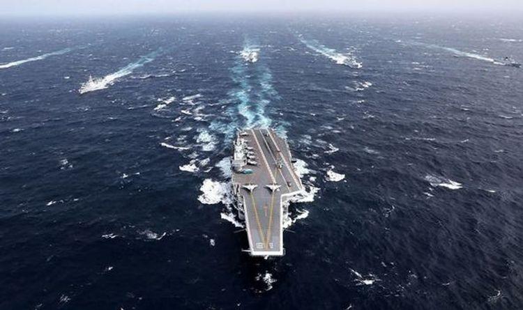 U.S. says China should stop