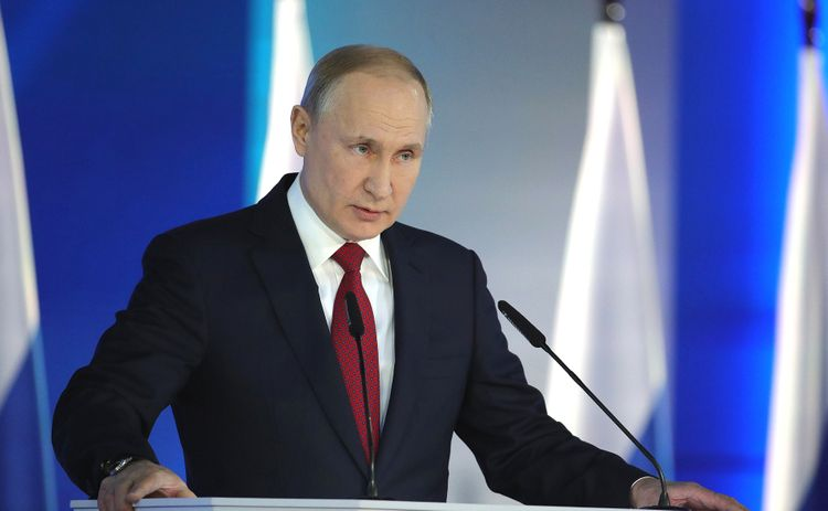 """Putin: """"Coronavirus situation in Russia is fully under control"""""""