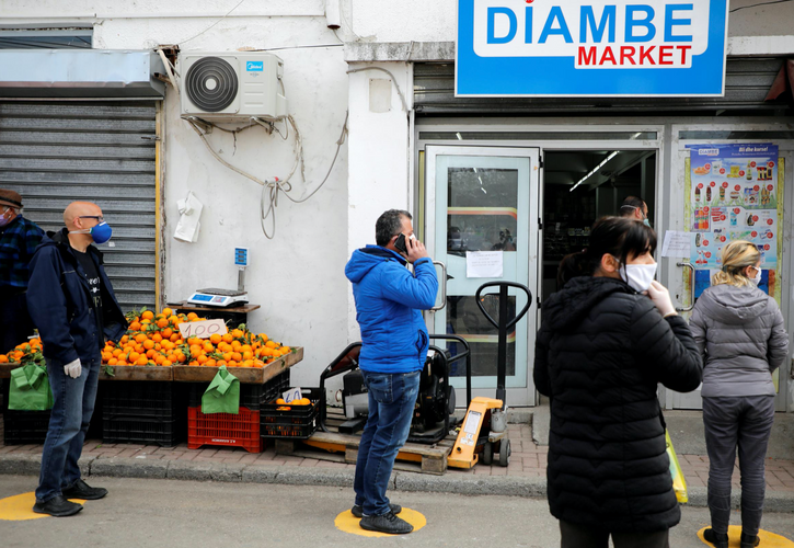 Albania re-opens some businesses as seeks to limit coronavirus hit to economy