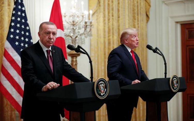 Trump and Erdogan agree on cooperation against coronavirus