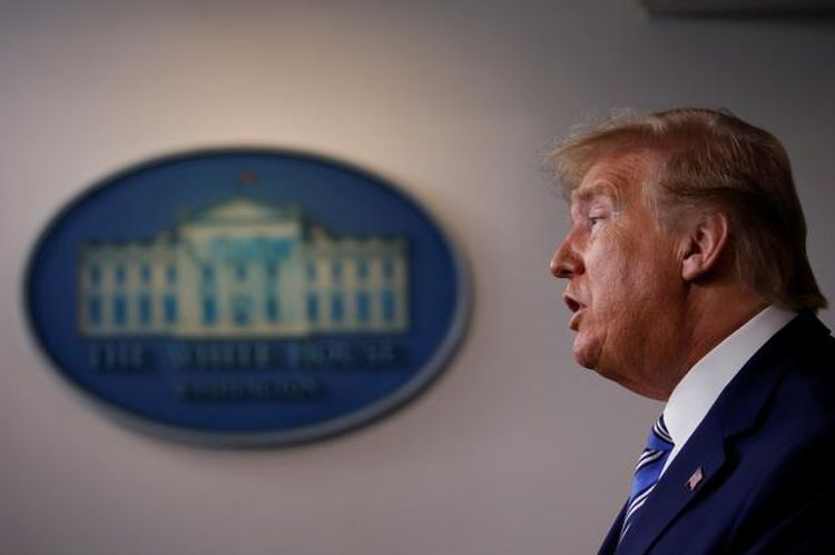Trump says would be willing to give coronavirus aid to Iran if asked
