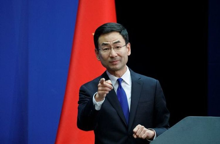 China says condemns some western politicians