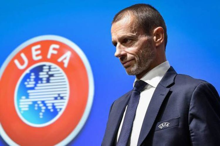 """UEFA president Ceferin: """"It is better to play without fans that don't play at all"""""""