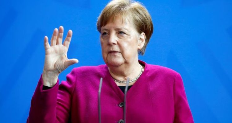 "Merkel reportedly calls Eurobonds the ""wrong path"" at CDU leadership meeting"