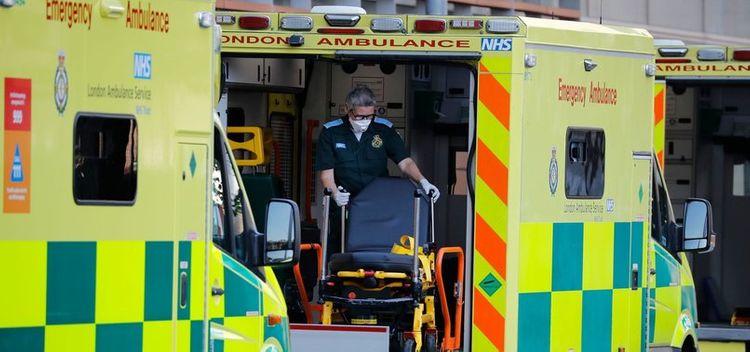 UK coronavirus deaths rise by 449 to 16,509