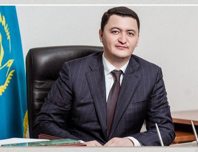 Former Vice Minister of Health of Kazakhstan tests positive for coronavirus