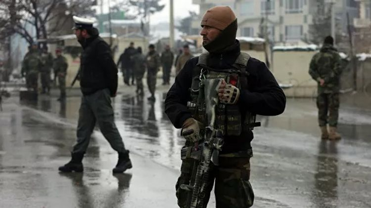 19 servicemen killed in a clash with Taliban