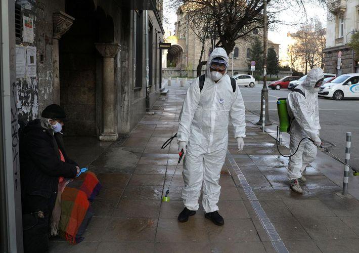 Bulgarian coronavirus cases pass 1,000, health ministry says