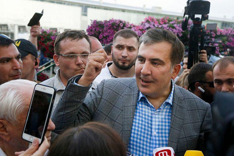 Volodymyr Zelensky offers Georgian ex-president Saakashvili deputy PM seat