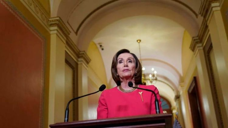 Pelosi: House to approve $484B aid bill on Apr 23