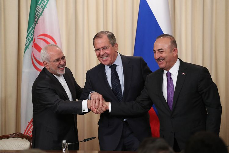 Tehran, Moscow, Ankara confirm plans to hold Syria summit in Iran