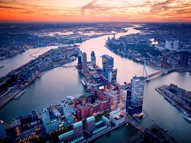 Rotterdam city council wants to host Eurovison song contest in 2021