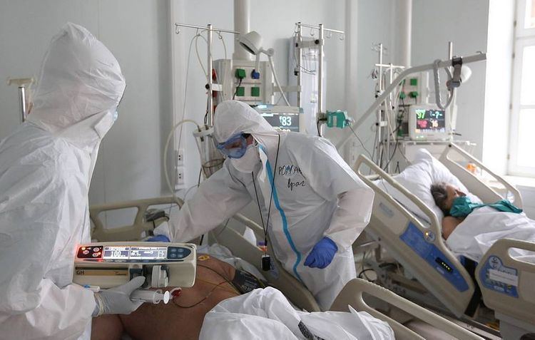 Moscow to have hospital beds for 22,000 coronavirus patients by end of week