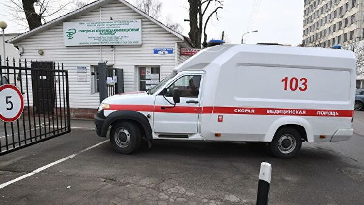 Belarus confirms 751 new cases of COVID-19, number of overall reached 8773