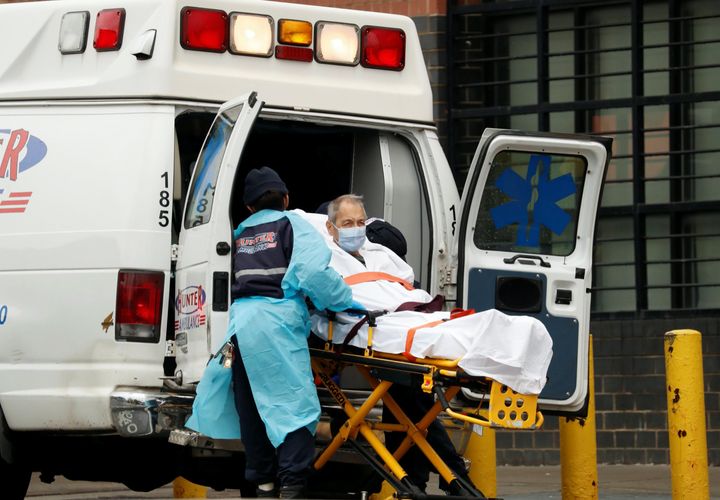 Coronavirus came to New York from Europe, not China: governor