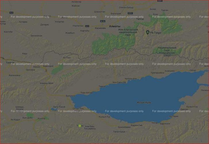 Earthquake strikes near Almaty city