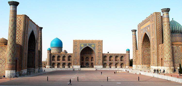 Uzbekistan allows some retailers to reopen after shutdown over virus