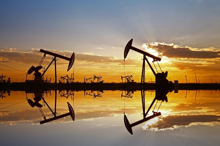 Brent crude futures for July delivery rise over $25 per bcarrel