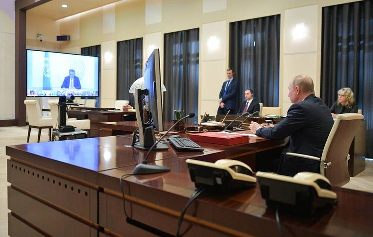 No decision yet on date of virtual summit of UNSC permanent members, says Kremlin