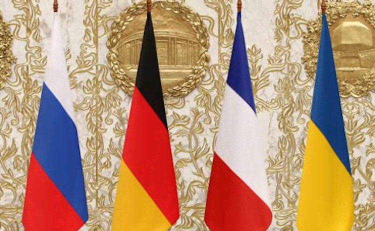 Normandy Four Foreign Ministers to hold video conference On Thursday, says Ukrainian Minister