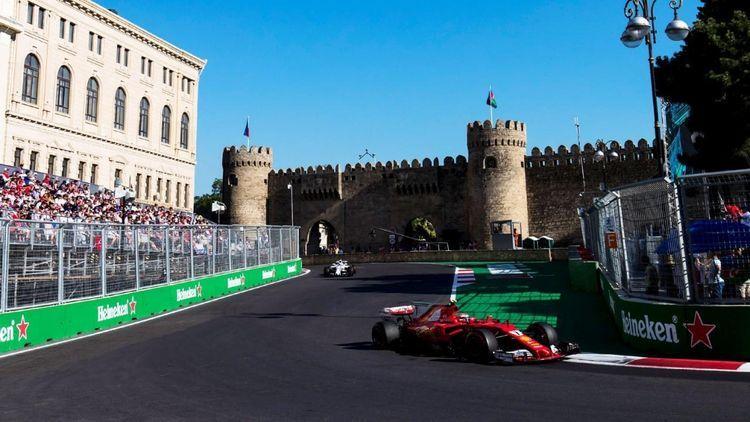 Date of Formula-1 Azerbaijan Grand Prix announced