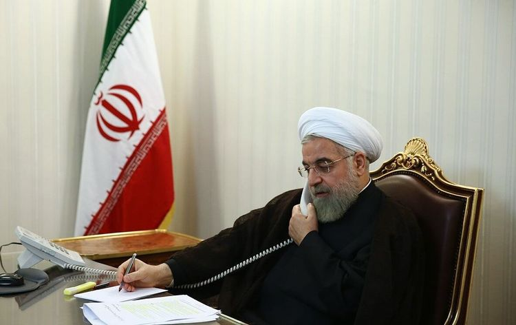 "Rouhani: ""US violates int'l health regulations"""