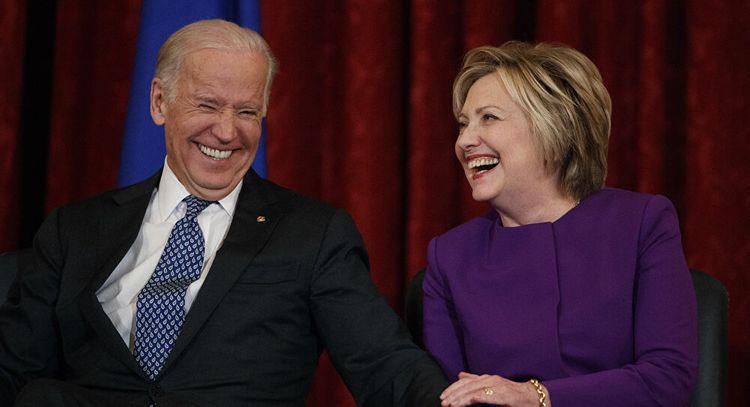 Hillary Clinton Endorses Democratic Candidate Joe Biden for President