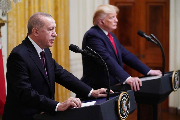 Turkish President expresses solidarity with US in letter sent to Trump